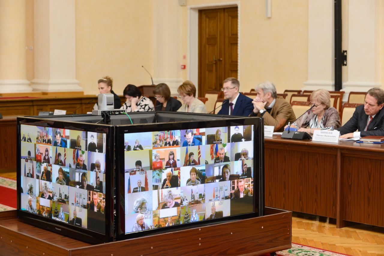 Заседание санитарно-эпидемиологической комиссии при Администрации Смоленской области